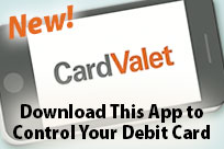 Download This App to Control Your Debit Card