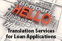 New! Apply for a Loan in Spanish and Other Languages