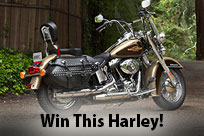 Win This Harley
