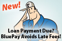 Loan Payments Due? BluePay Avoids Late Fees!