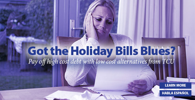 Got the Holiday Bills Blues?
