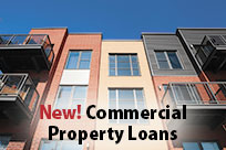 We Now Finance Commercial Property!