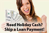 Skip a Loan Payment